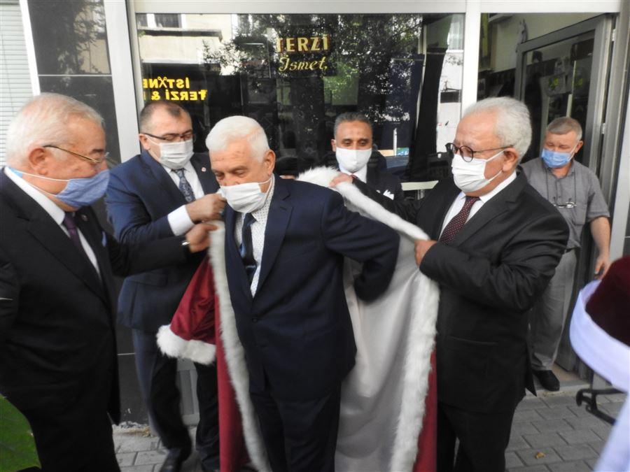 İSTANBUL'DA 33. AHİLİK HAFTASI KUTLAMALARI GERÇEKLEŞTİRİLDİ